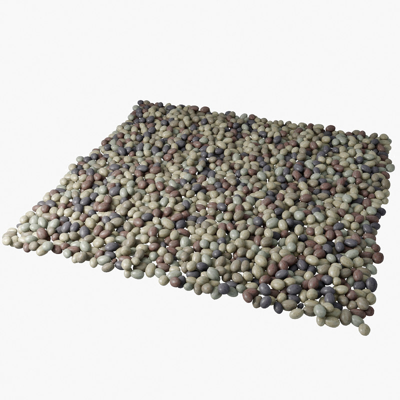 pebbles model