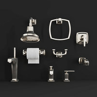 3D kohler margaux faucets