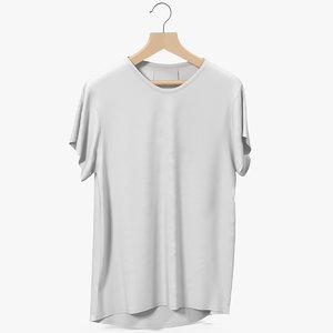 shirt t-shirt model