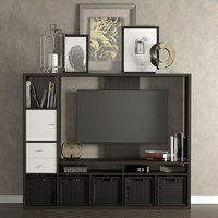 decor tv storage unit 3D model