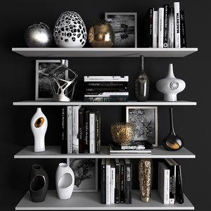 3D decorative set 22