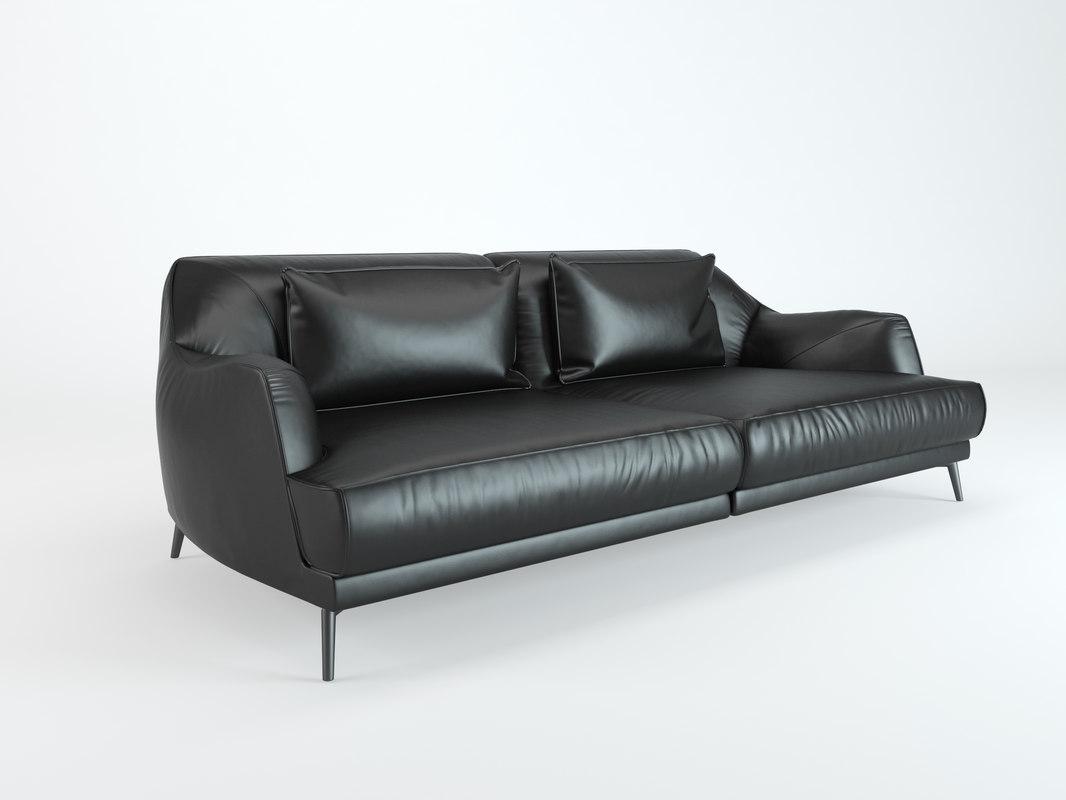 3D dongiovanni sofa natuzzi