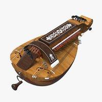 music string model
