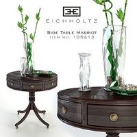 3D eichholtz table marriot