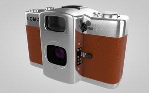 3D film lomo lc-a model