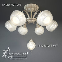 3D sconce chandelier economsvet 6126 model