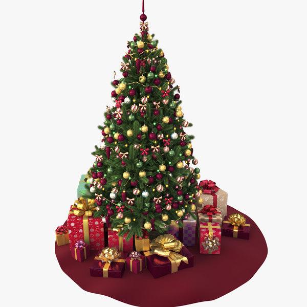 christmas tree v2 new model