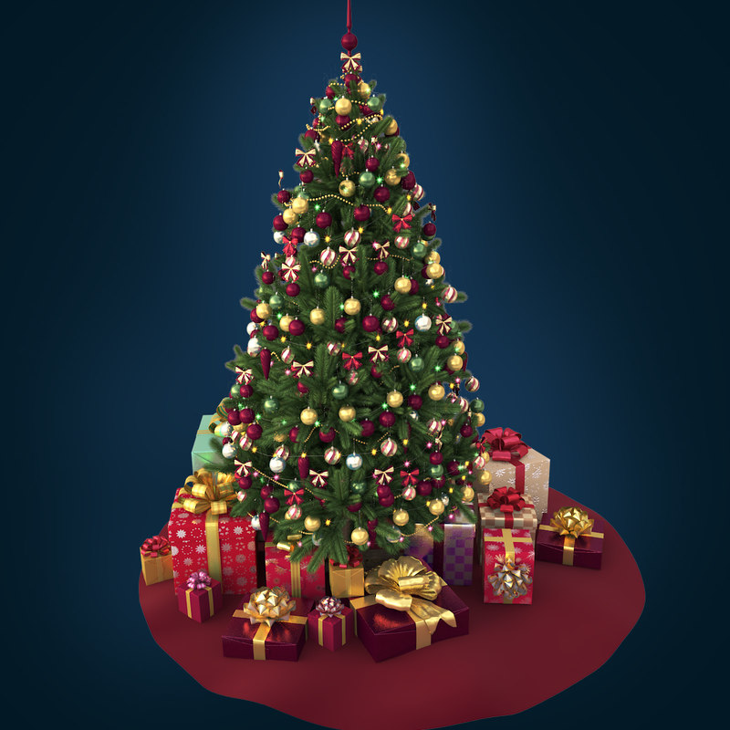 christmas tree v2 new model
