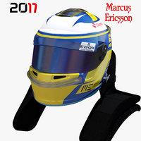 Ericsson helmet 2017