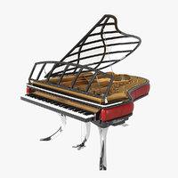ph grand piano model