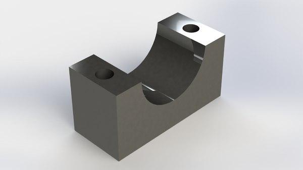 end cap single cylinder engine model