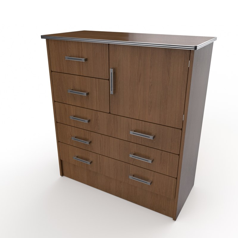 3D commode