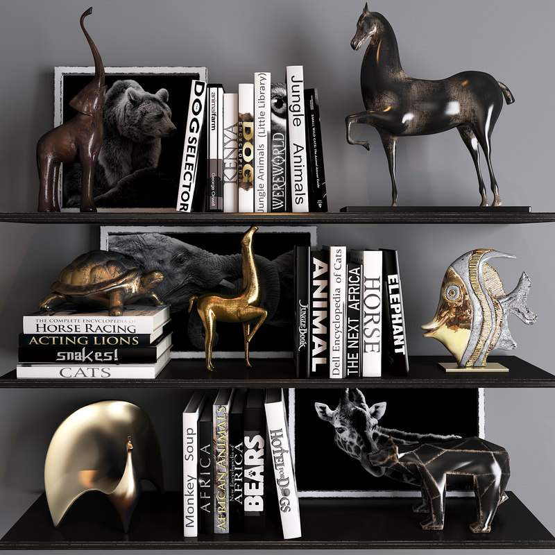 3D decorative set 23