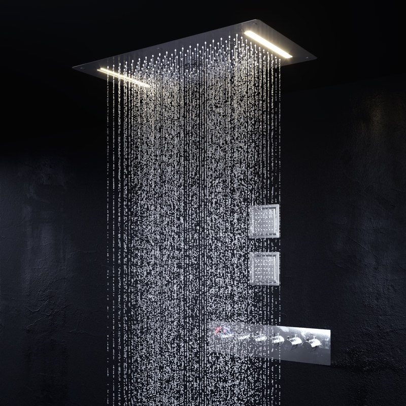 Rain Shower Fountain