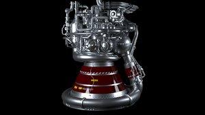 3D engine ec02p model