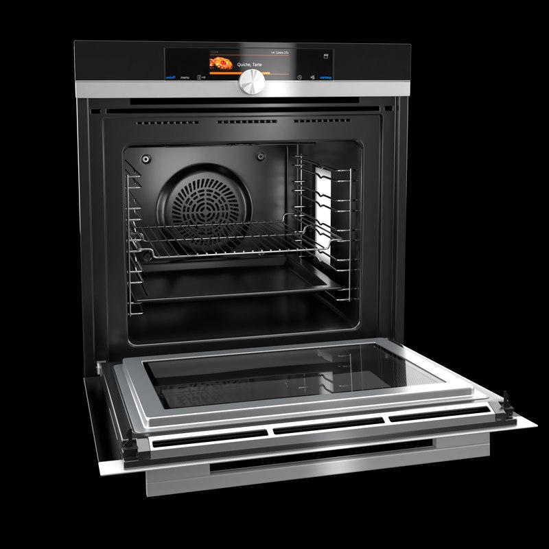 3D siemens hn678g4s1b built-in