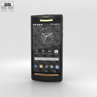 vertu signature touch 3D model