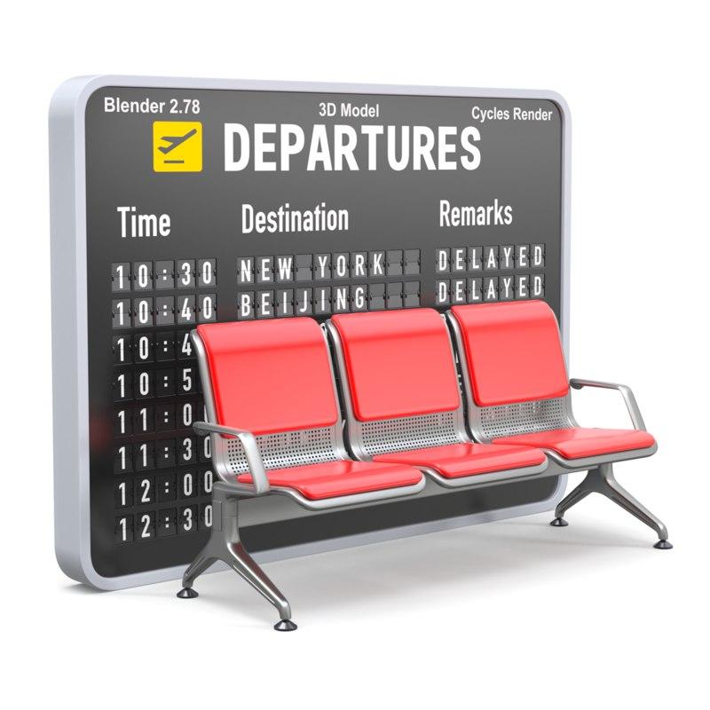 3D seat board