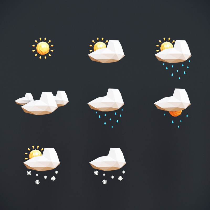 weather 3D