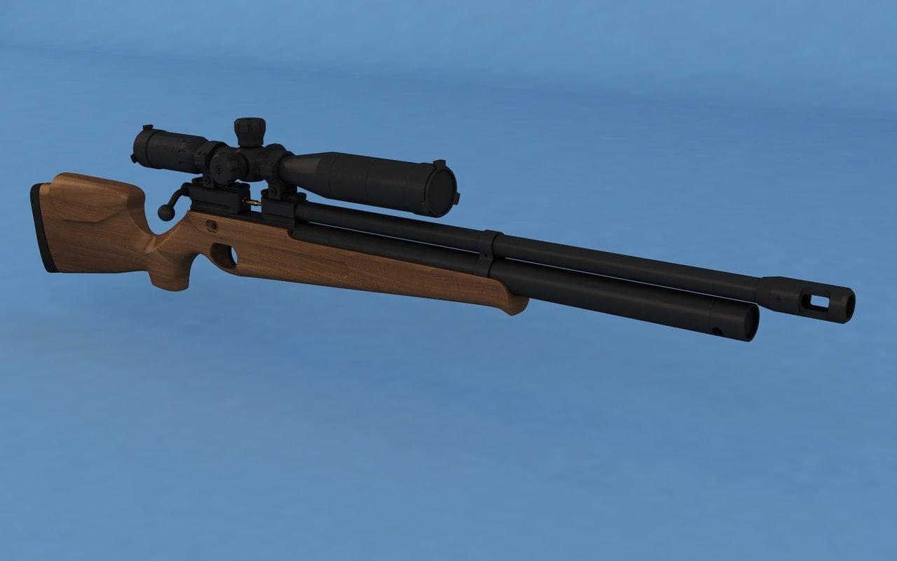 3D ataman pcp m2r rifle