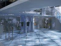 shopping center 3D