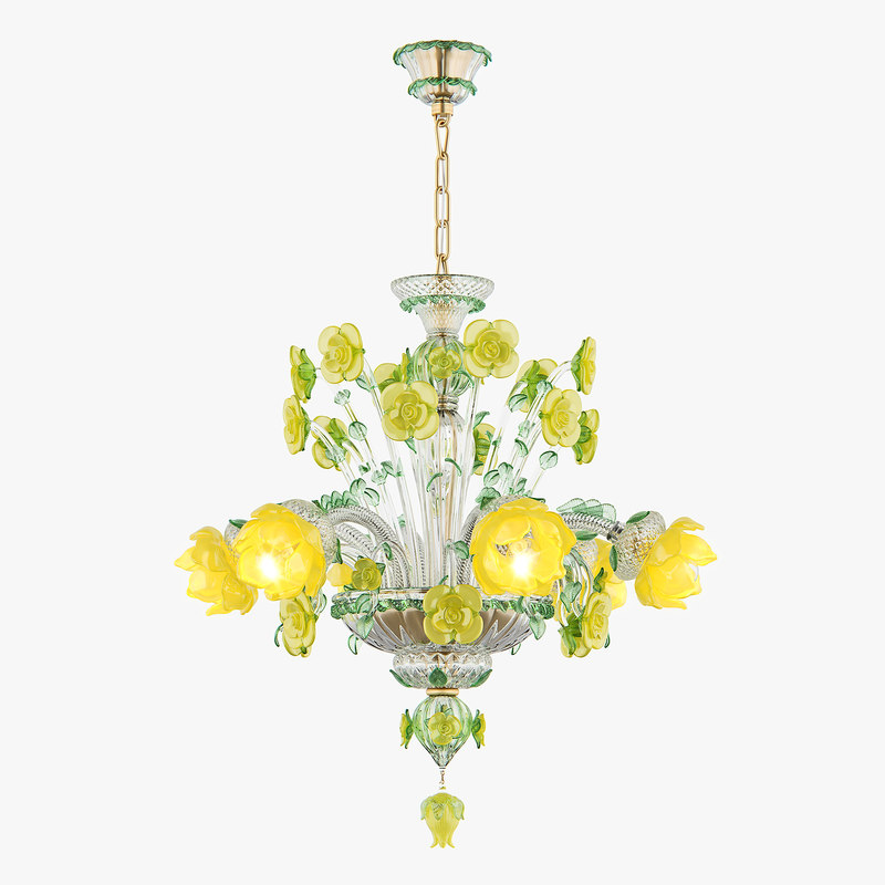 3D chandelier md 89330-6 osgona