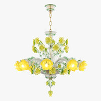 chandelier md 89330-8 osgona 3D model