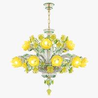 3D chandelier md 89330-10 5 model
