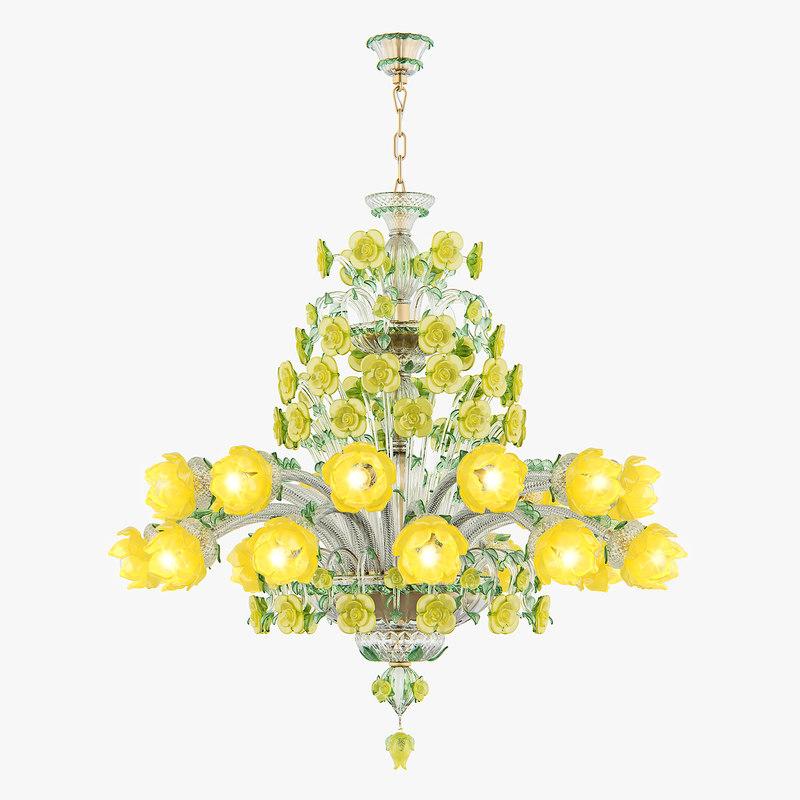 3D chandelier md 89330-12 12