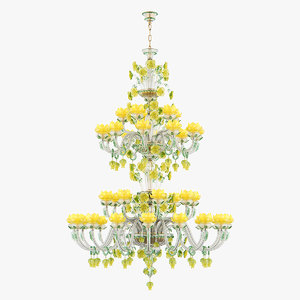chandelier md 89330-39 osgona 3D
