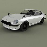 datsun 240z custom 2 3D