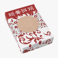 christmas gift 03 04 3D