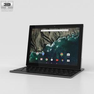 3D model google pixel c