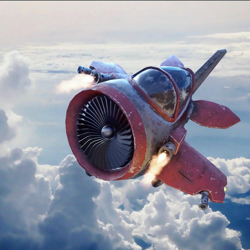 bomber war ar model