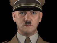 adolf hitler model