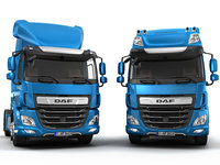 DAF CF Collection 2017