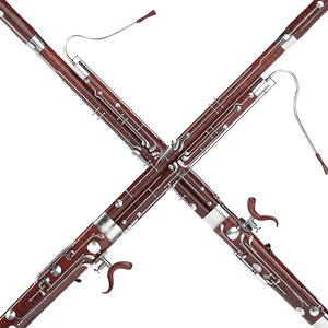 classical bassoon model