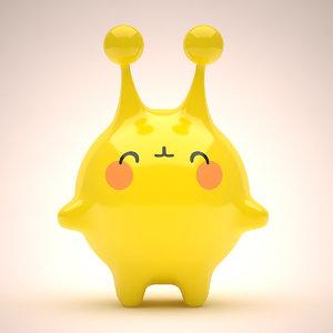 mascot 3D