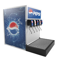 pepsi fountain machine 3D model