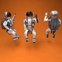 Astronaut Rig