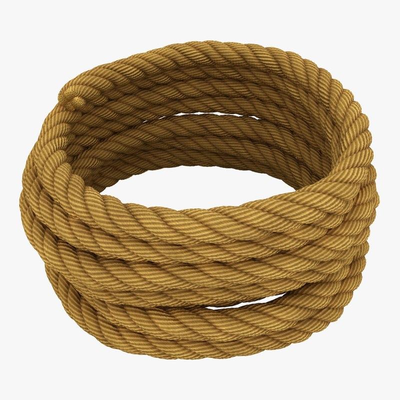 3D rope pose 4