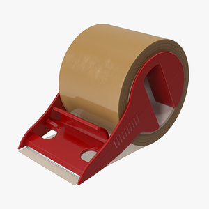 packing tape brown dispenser model