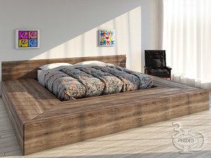 bed 1 model