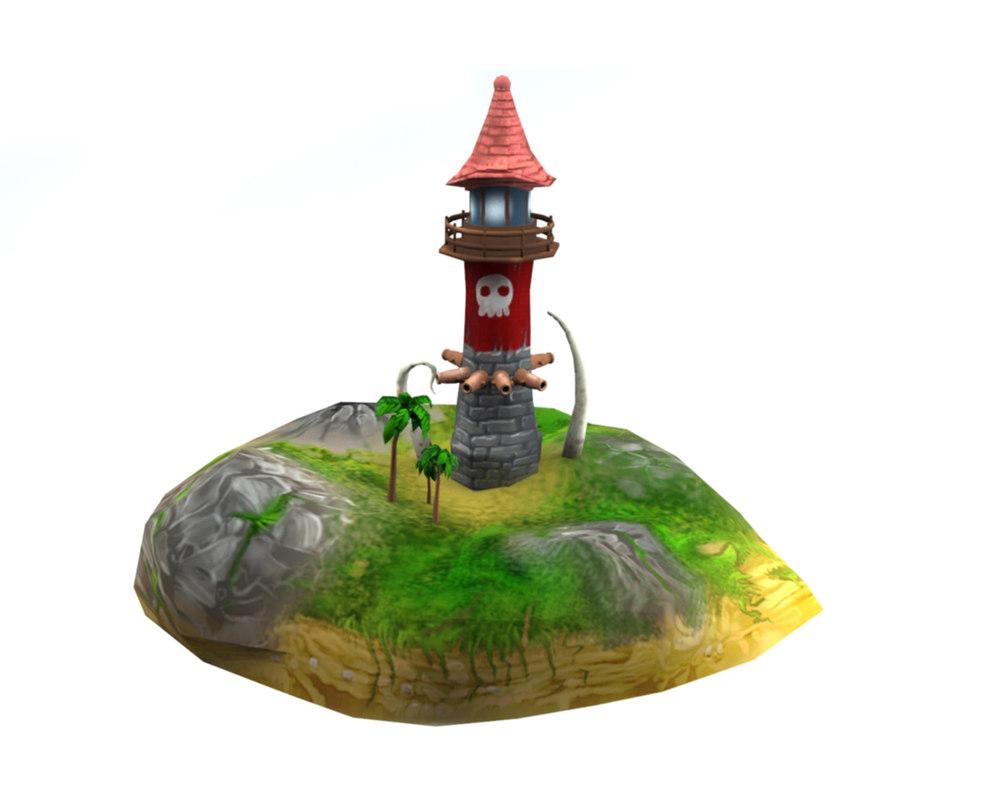 house light 3D