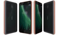 nokia 2 copper black 3D
