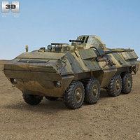 ot 64 ot-64 3D model