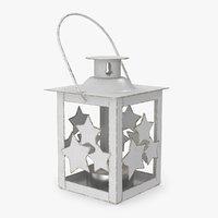 Christmas Stars Lantern