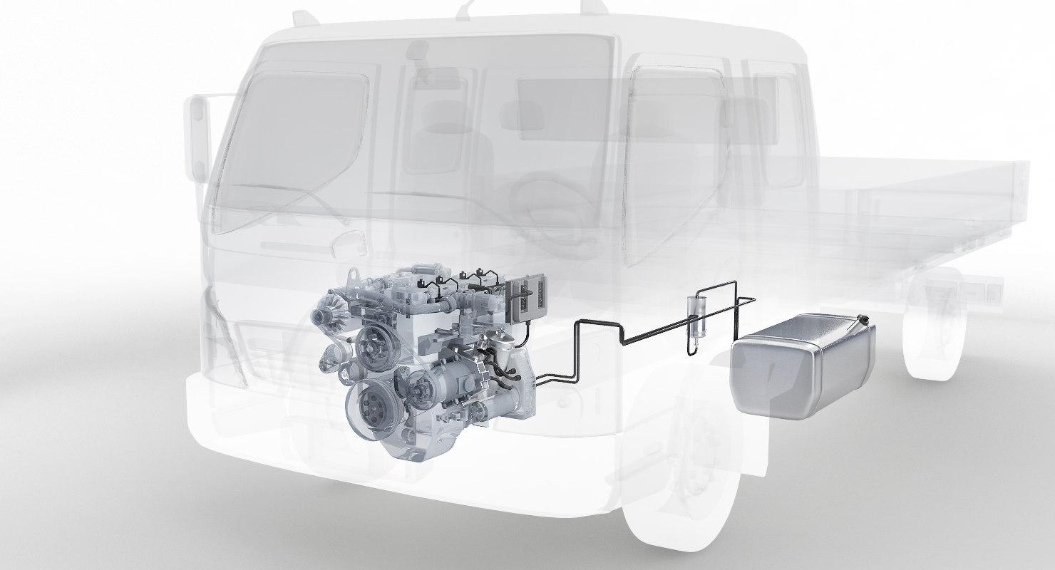 fuel 3D model