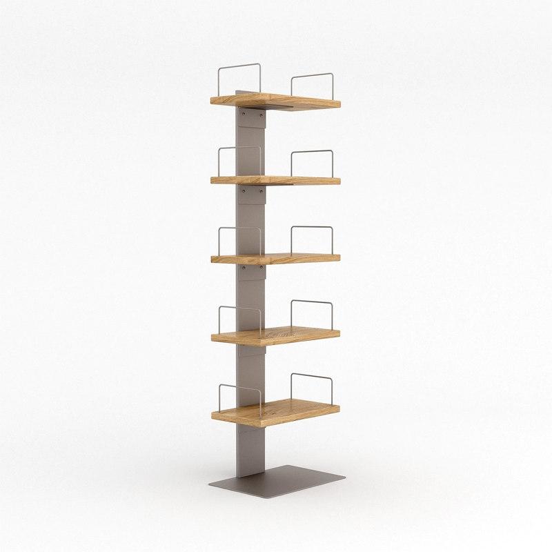 infinity bookshelf model