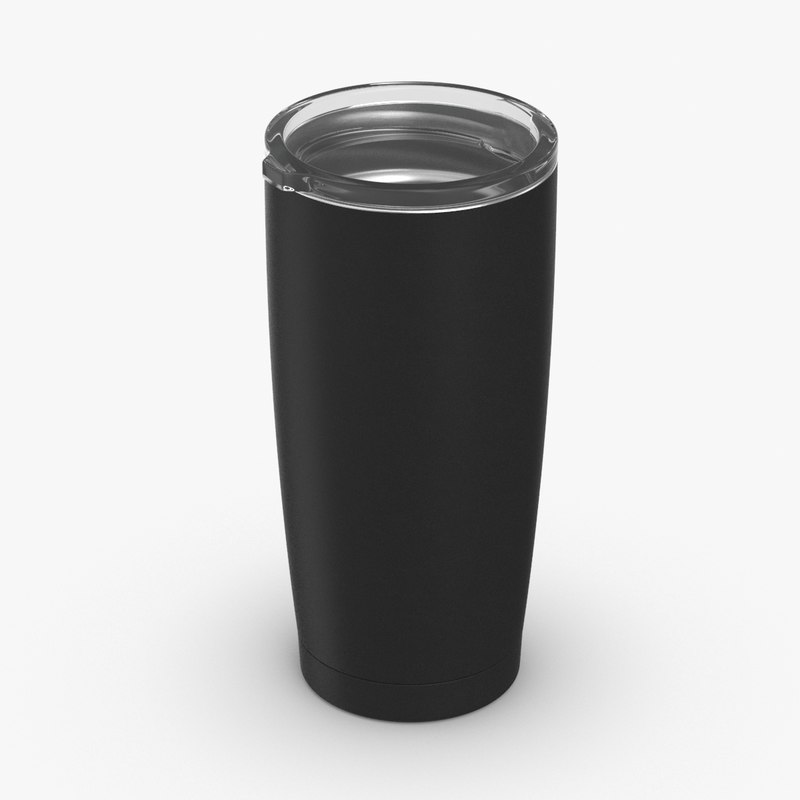 3D coffee-travel-mug-mockup